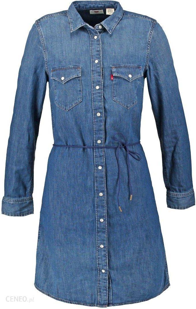 d0688bd5af Levis® ICONIC Sukienka jeansowa san francisco - Ceny i opinie - Ceneo.pl
