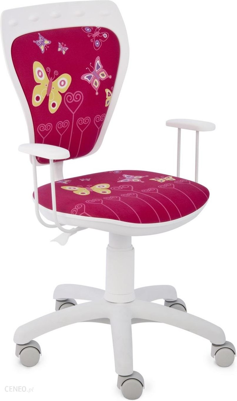 Nowy Styl Krzesło Ministyle White Butterfly