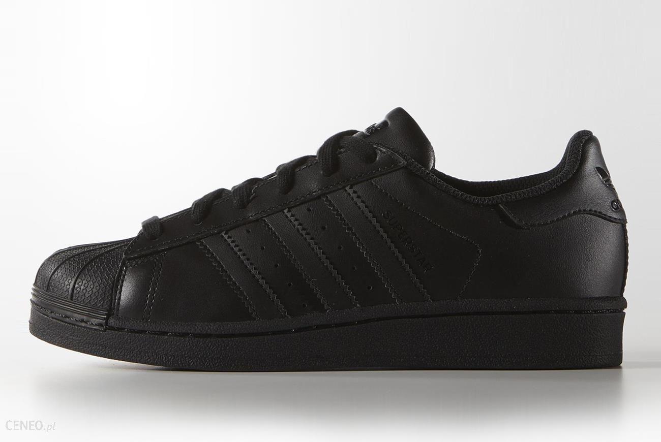 Buty adidas Superstar Foundation J B25724 Czarne Ceny i opinie Ceneo.pl