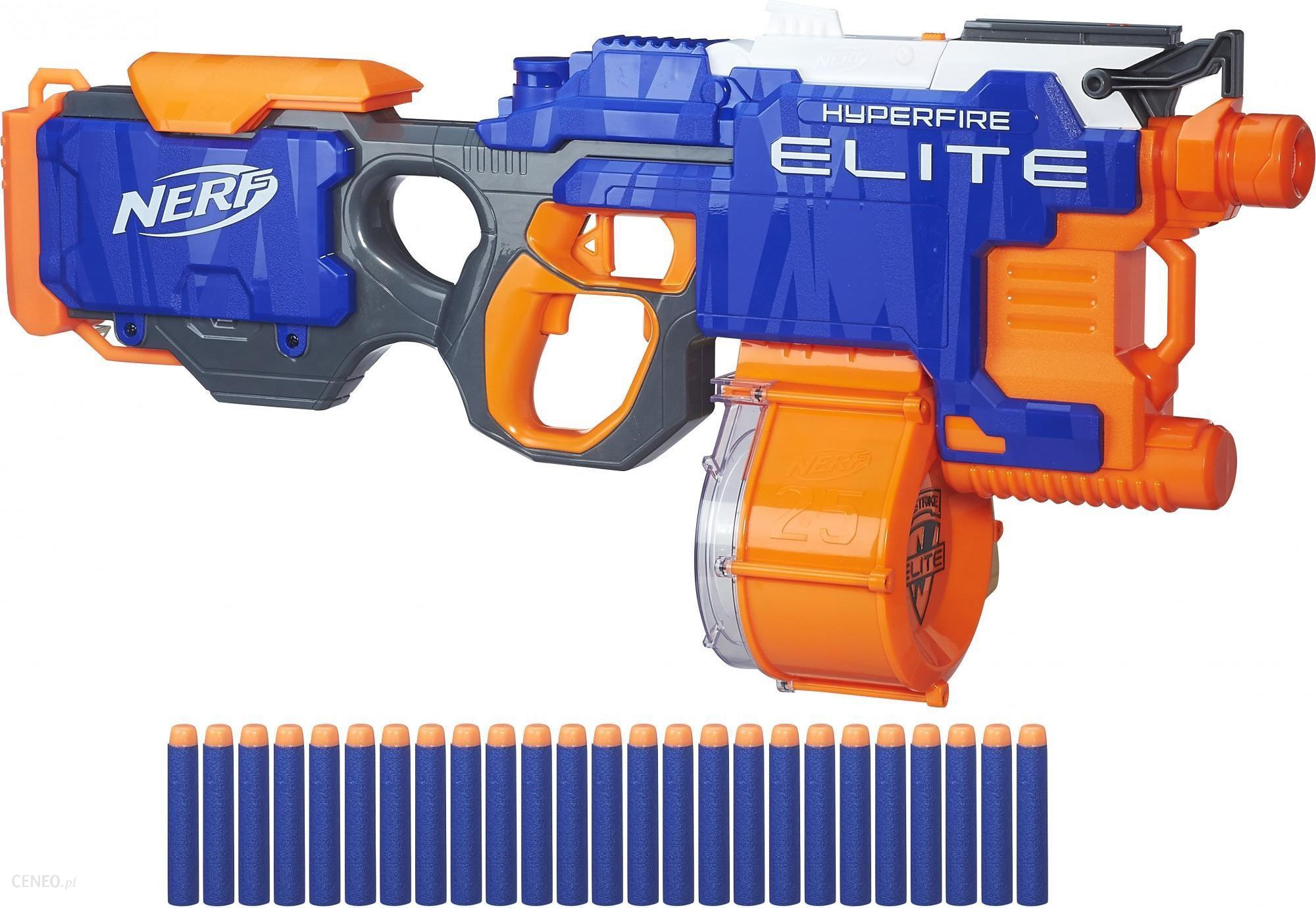 Hasbro Nerf N Strike Elite Hyperfire B5573 Opinie Komentarze O Produkcie 3