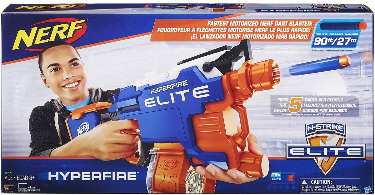 Hasbro Nerf N Strike Elite Hyperfire B5573 Ceny I Opinie Ceneo Pl
