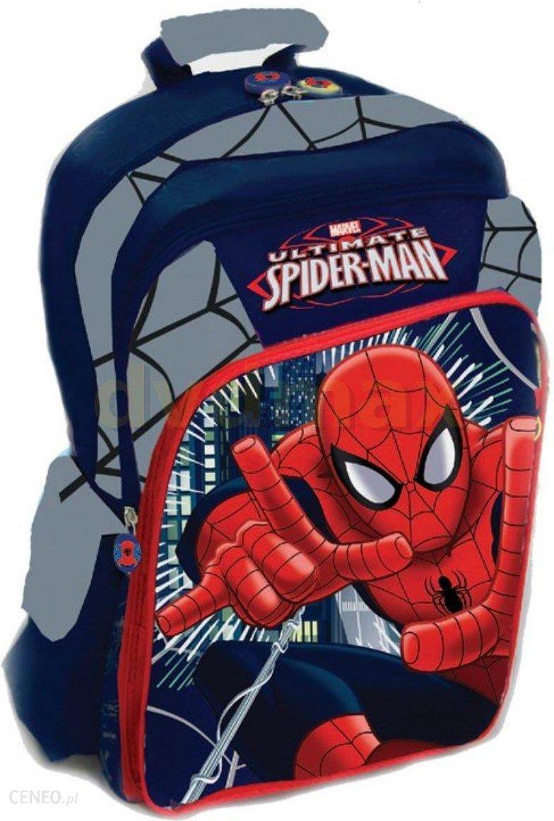 b2ab433df343f Beniamin Plecak Szkolny Spider Man (Beni.601677) - Ceny i opinie ...