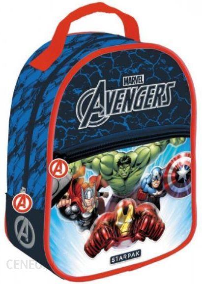 e34079f7a3b4f Starpak Plecak Mini Avengers (Stk-62-12) - Ceny i opinie - Ceneo.pl