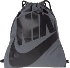 3e5a85bddc7d8 Nike Sportswear HERITAGE Plecak dark grey black - Ceny i opinie ...