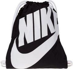 b818a778f2d96 Nike Sportswear HERITAGE Plecak black white - Ceny i opinie - Ceneo.pl