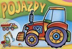Traktor Kolorowanka Książki Ceneopl
