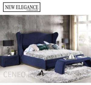 W Ultra New Elegance Łóżko Tapicerowane Tiffany Z Pojemnikiem 180X200 BL22