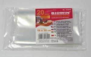 Biowin Woreczki Do Szynkowara 1 5l 16x32cm 20szt 9189915799079 Ceny I Opinie Ceneo Pl