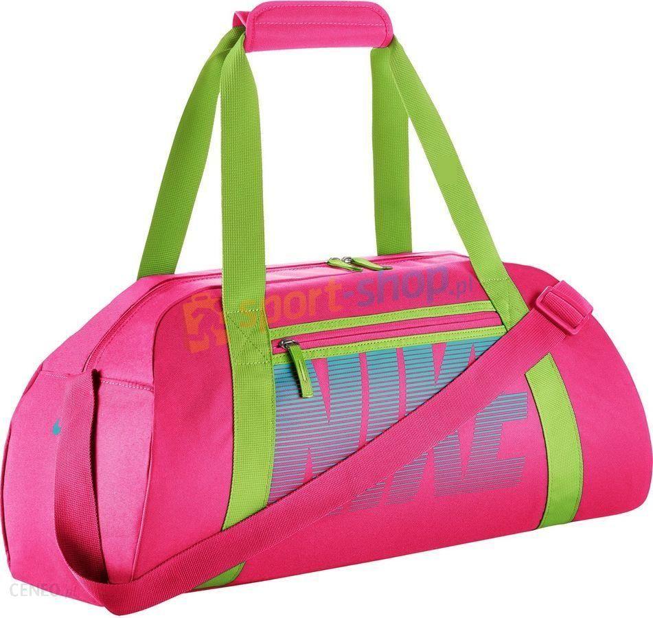 d71124151f1a6 Nike Torba Women s Gym Club (różowa) - Ceny i opinie - Ceneo.pl