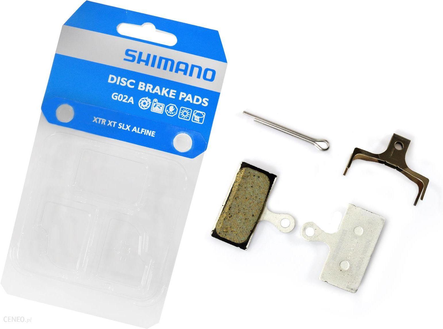847af0365bf Shimano Xtr / Xt / Slx Br-M9000 Żywiczne G02A Ze Sprężyną (Y8Lw98020 ...