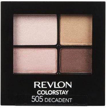 Revlon Colorstay 16 Hour Eye Shadow Cień do Powiek 505 Decadent 4,8g