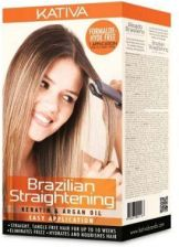 Kativa Brazilian Straightening Keratin Argan Oil do Prostowania Keratynowego 145ml