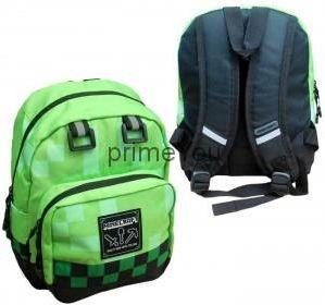 5504d2e04fb2c Fashion UK Plecak Minecraft Zielony 30 cm MNCR1006 - Ceny i opinie ...