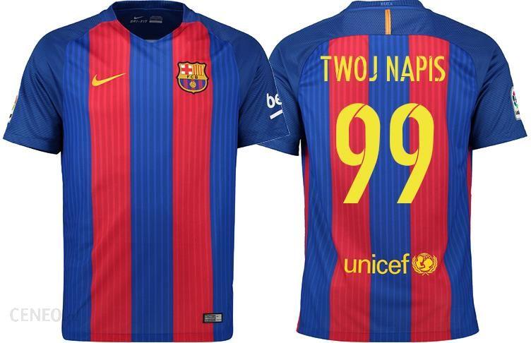Nike Koszulka Dziecięca FC Barcelona Home Stadium 201617 (777029481)