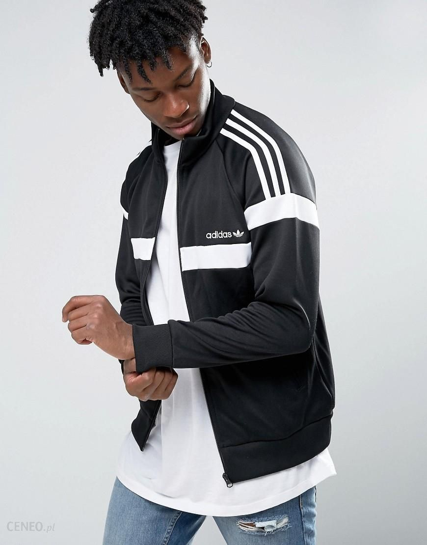 adidas Originals Itasca Track Jacket AY7767 Black