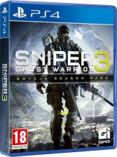 Sniper Ghost Warrior 3 Edycja Season Pass (Gra PS4)