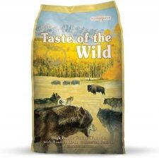 Taste of the Wild High Prairie Canine z mięsem z bizona 13kg