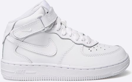 Nike Buty dziecięce Air force 1 Gs białe r. 36.5 (314192 117) ID produktu: 5326088
