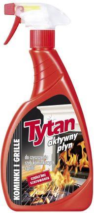 Tytan Plyn Do Czyszczenia Szyb Kominkowych I Grilli 500 G Opinie I Atrakcyjne Ceny Na Ceneo Pl