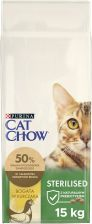 Cat Chow Sterilised Special Care Kurczak 15kg