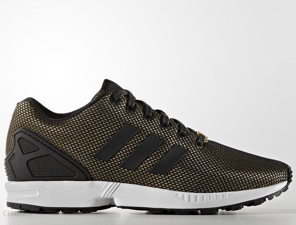 buty adidas zx flux gold