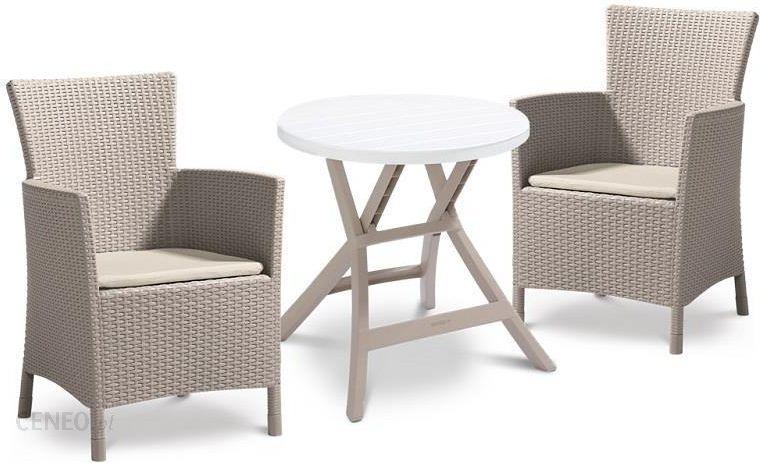 Zestaw Mebli Ogrodowych Ogrodosfera Stolik I Krzesła Na Balkon Granada Ceny I Opinie Ceneopl
