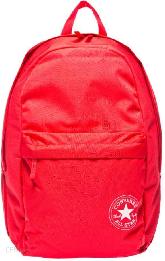 2a8804e1b341c Plecak Converse czerwony 100PKM085 - Ceny i opinie - Ceneo.pl