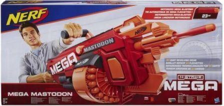 Hasbro Nerf Mega Mastodon B8086 Ceny I Opinie Ceneo Pl