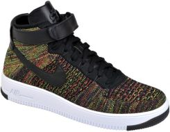 "Nike Air Force 1 Mid Flyknit ""Multi Color"""
