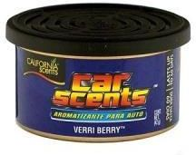 California Car Scents Veri Berry zapach 42g