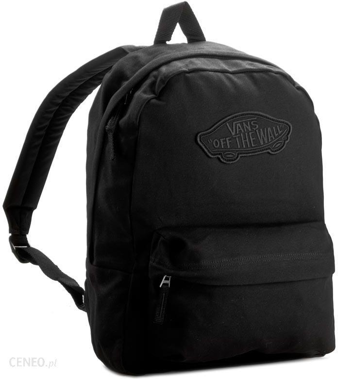6c12efa15aa Plecak Plecak VANS - Realm Backpack VN000NZ0158 447 Onyx - Ceny i ...