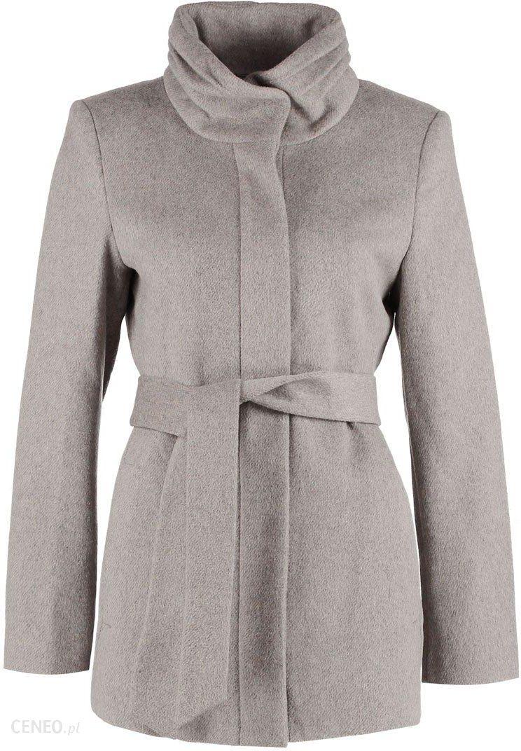 cad3071257561 Esprit Collection Płaszcz wełniany  Płaszcz klasyczny taupe - Ceny i ...