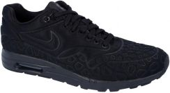 Nike Air Max 1 Ultra Plush 844882 001 czarny Ceny i opinie