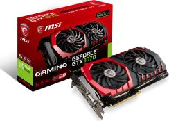MSI GeForce GTX 1070 GAMING 8GB GDDR5 (GTX1070GAMING8G)