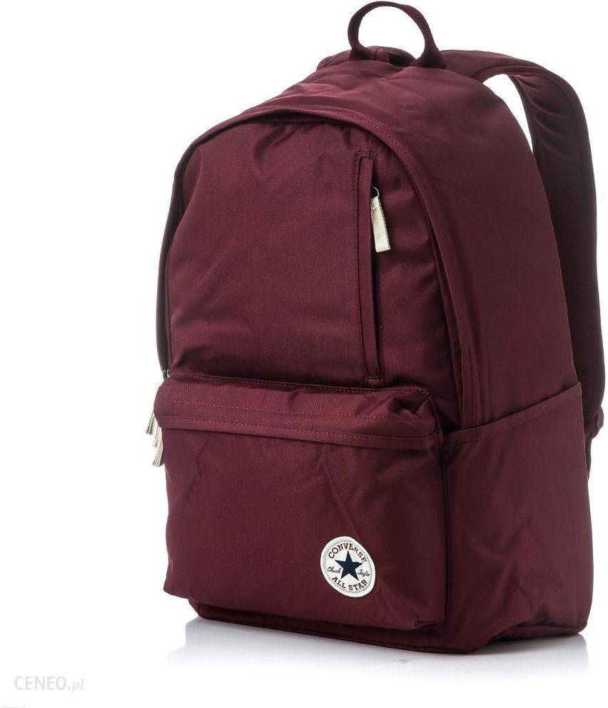 ccd9bba1a0e0d Plecak Converse Original Backpack Core Bordeaux - Ceny i opinie ...