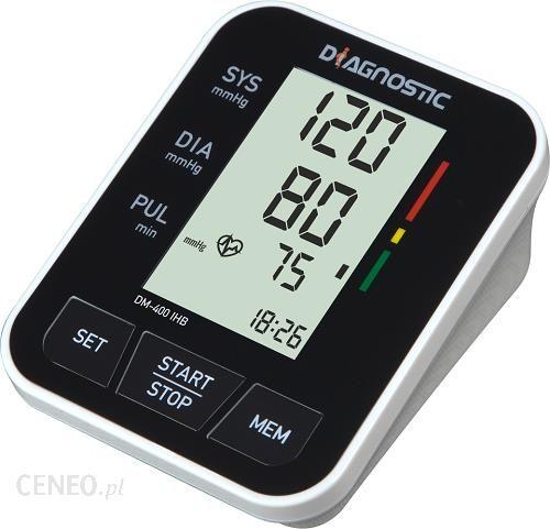 Diagnostic DM-400 IHB Ciśnieniomierz naramienny automatyczny