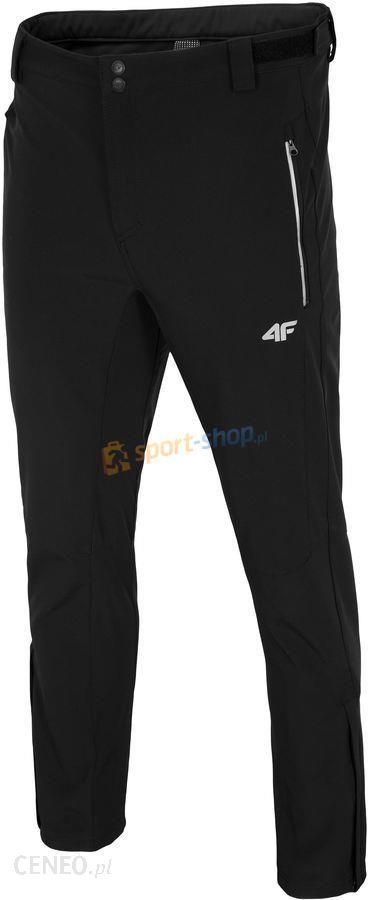 Spodnie trekkingowe męskie T4Z16 SPMT002 4F (czarne)