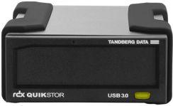 """Drive SATA II USB 3.0 260MB//s 5.25/"""" /""""NEW/"""" Tandberg Data 8813-RDX QuikStor Int"""