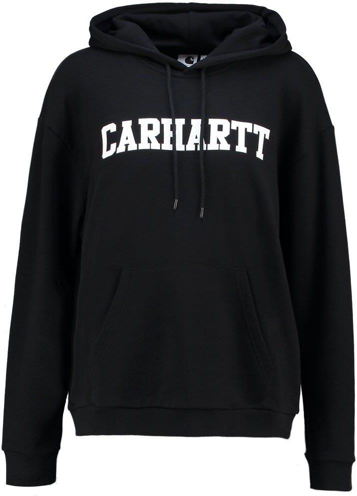 Carhartt WIP Bluza z kapturem blackwhite
