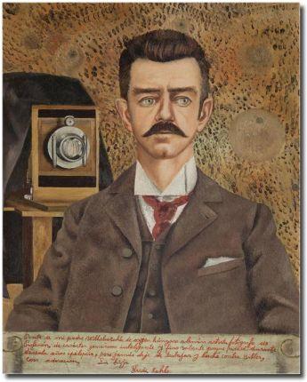Reprodukcja Frida Kahlo Kod Obrazu Kahlo14 Opinie I Atrakcyjne Ceny Na Ceneopl
