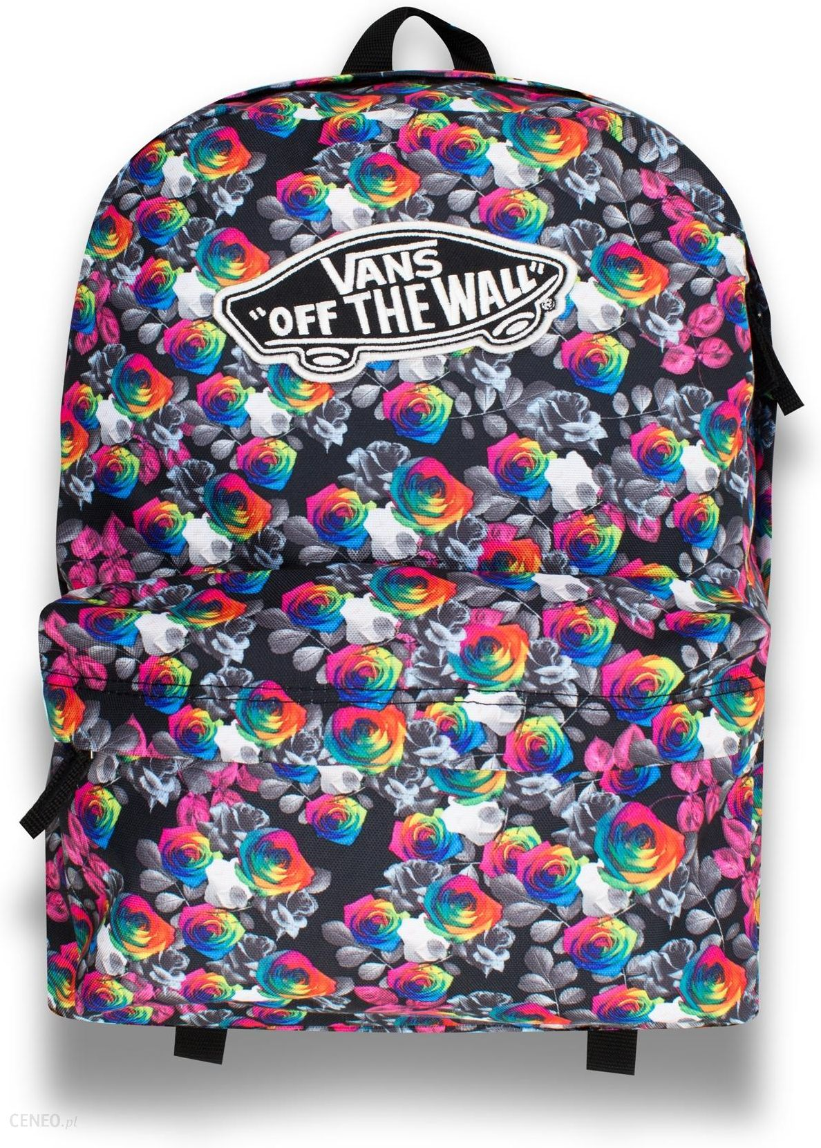 af614d8a320 Plecak Vans W Realm Backpack Rainbow Floral - Ceny i opinie - Ceneo.pl