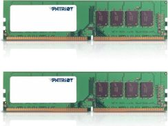 Patriot Signature 8GB (2x4GB) DDR4 2133MHz CL15 (PSD48G2133K)