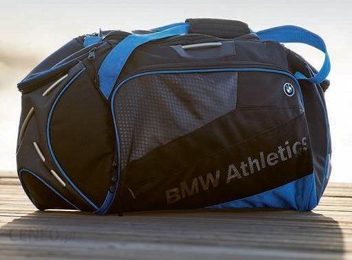 9ee52cde47cae Torba sportowa BMW Athletics Performance 80222361131 - Ceny i opinie ...