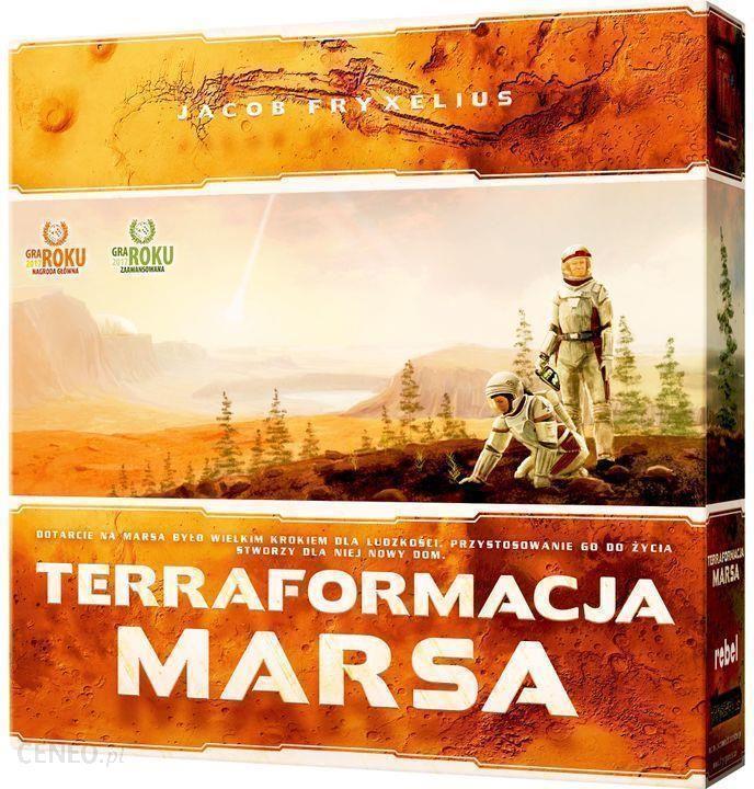 Gra planszowa Terraformacja Marsa