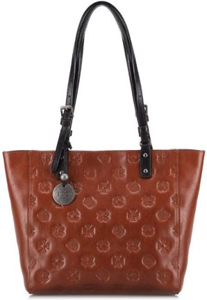 f0e92abba1612 Podobne produkty do Duża torba na ramię vera pelle xxl shopper bag włoska  skóra czarna sb633n. 33-4-001-5L Torebka damska Wittchen