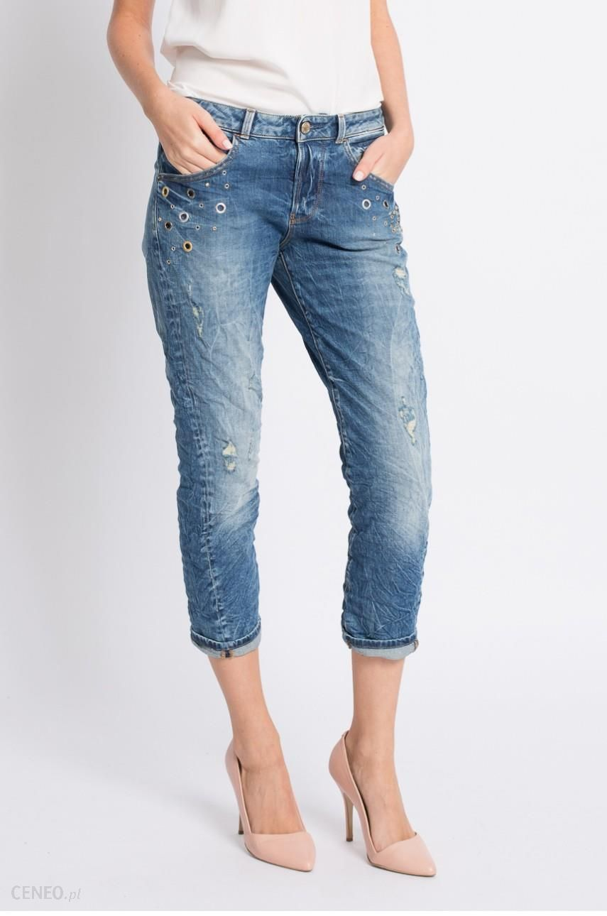 74d033067b099 Jeansy - Guess Jeans - Jeansy Vanille Tapered Relax - Ceny i opinie ...