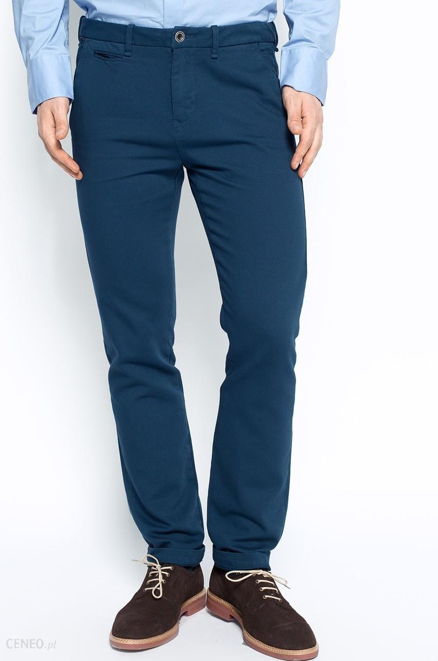 Spodnie męskie Guess Jeans Spodnie Los Angeles Ceny i opinie Ceneo.pl