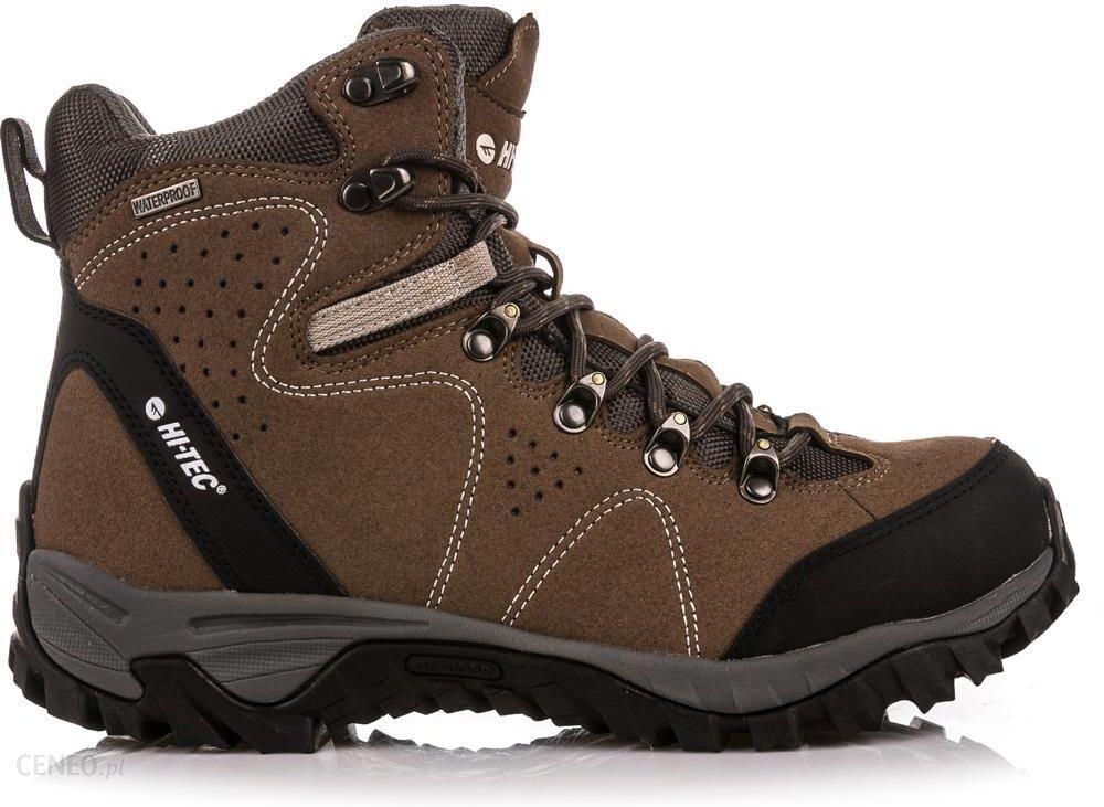 gorące nowe produkty klasyczne buty Stany Zjednoczone Buty trekkingowe damskie Salado Mid WP Hi-Tec