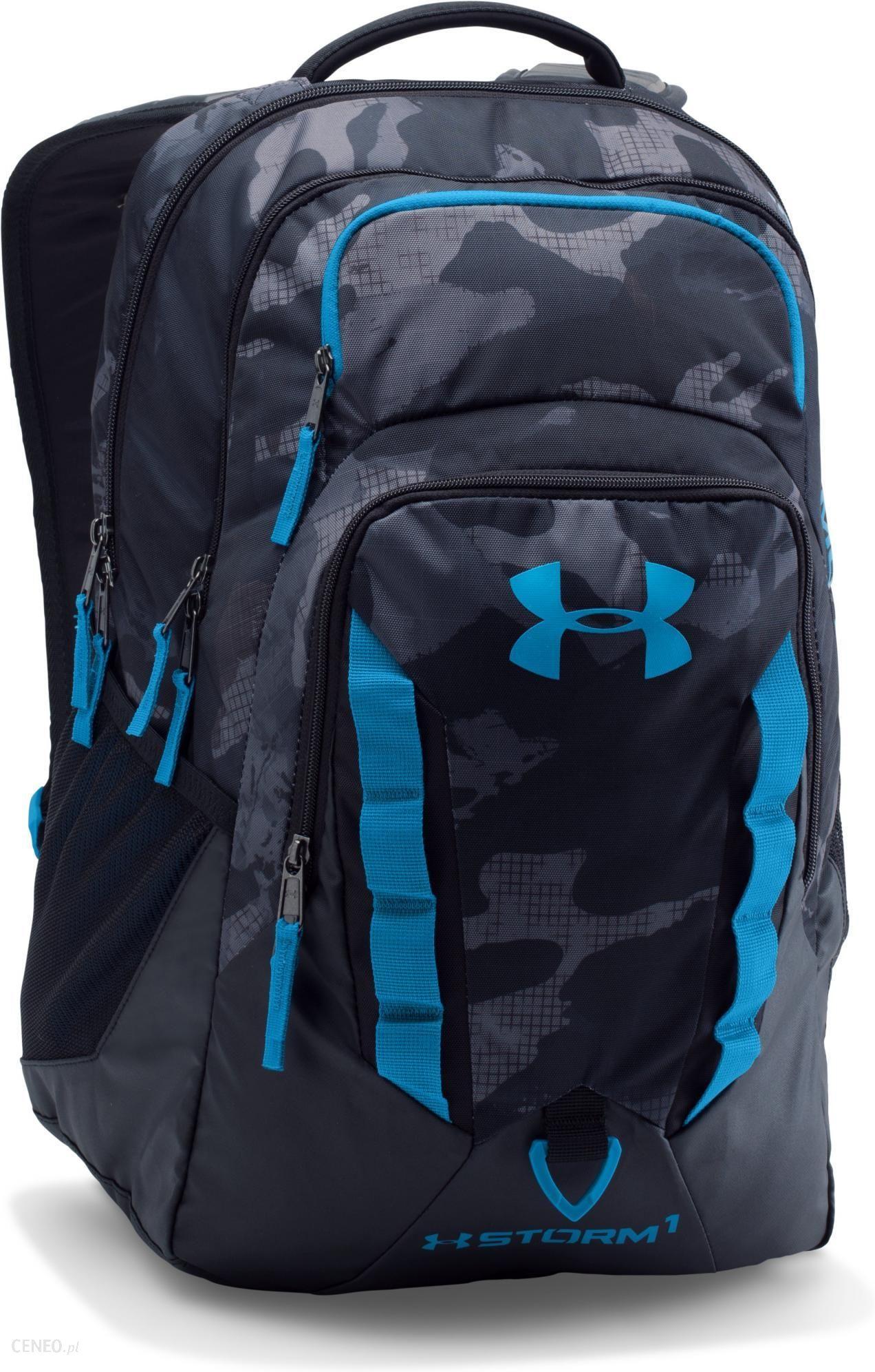 buty do biegania Kup online ogromny zapas Under Armour Recruit Backpack Black Stealth Gray Brilliant Blue