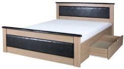 Meblosiek łóżko Astra Z Pojemnikiem 160x200 Komplet Korpus